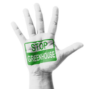 Stop Greenhouse Gas Emissions